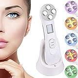 Facial Aparato Radiofrecuencia, 6 Modos de Terapia...