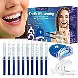 Kit de Blanqueamiento Dental Gel,Blanqueador de Dientes,Teeth Whitening Kit,Blanqueador Dientes Gel,Contra Dientes Amarillos,Manchas de Humo,Dientes Negros