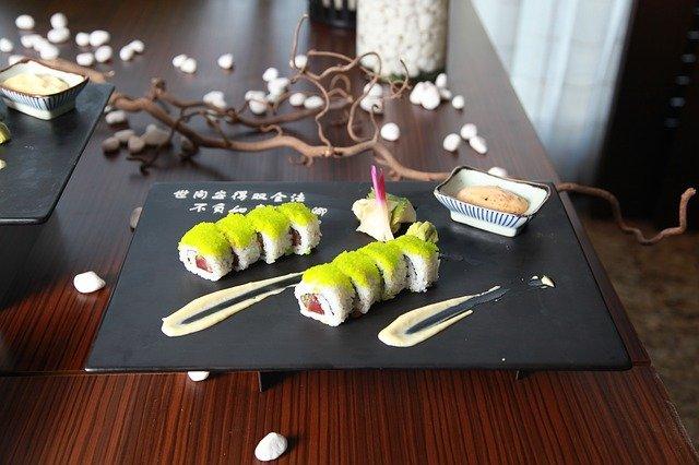 Prepara sushi en casa