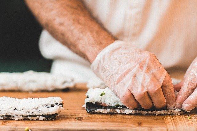 Cómo hacer sushi casero paso a paso