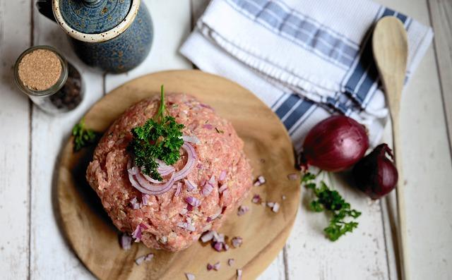 Cómo hacer el pastel de carne