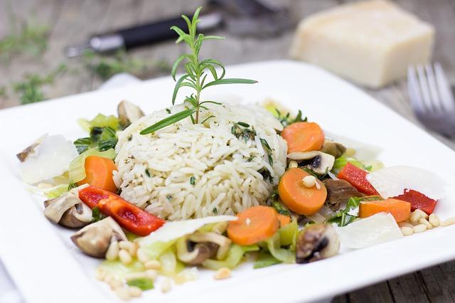 Recetas de risotto caseras