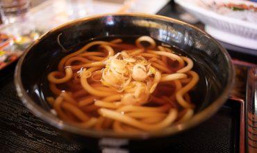 Receta para preparar udon en casa